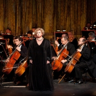 Rossini (musical divertissement). Margarita Nekrasova. Photo by Daniil Kochetkov