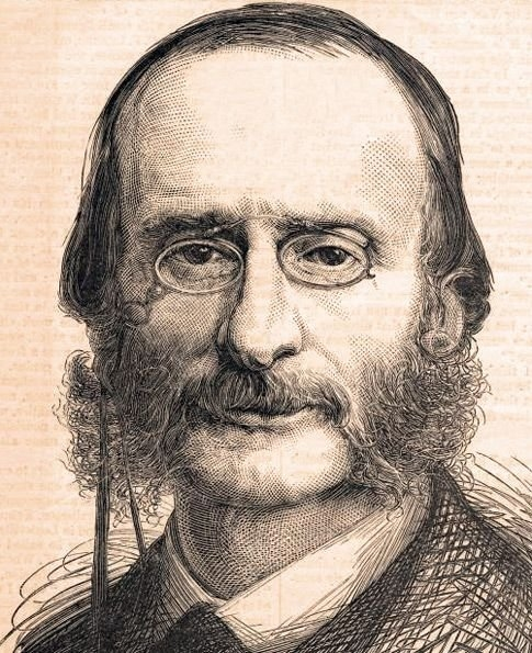 To the 200th anniversary from the birth of Jacques Offenbach